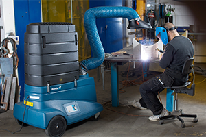 Mobile/Portable Weld Fume Extraction Units