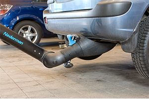 Vehicle Exhaust Rail Channel Systems