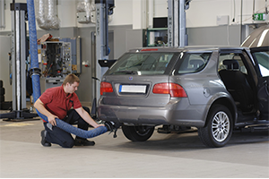 Vehicle Exhaust Hose Systems