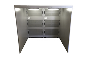 Airbench Extraction Booths VertEx