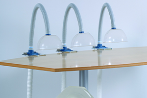 Benchtop Fume & Solvent Extraction Systems