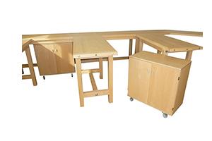 Perimeter Workbenches