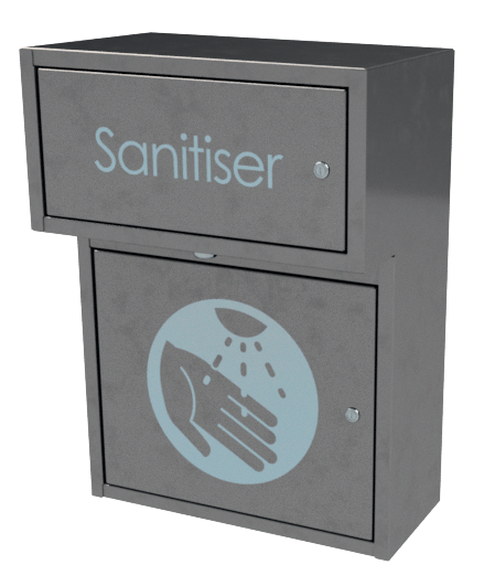 Hand Sanitiser Modules