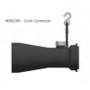 Cone Connector (70-35mm, L=190mm) for EHC P15 Portable Filters