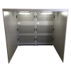 AirBench VertEX VB Walk-in Dust Extraction Booth