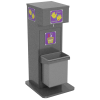 AES Hand Sanitiser Module SDBU