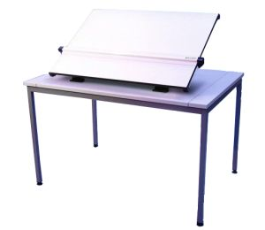 Orchard A1 Flip Top Drawing Table 1200 Standard Legs