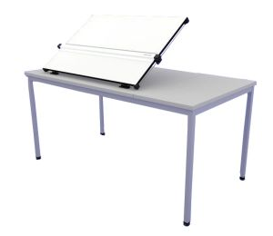 Orchard A1 Flip Top Drawing Table 1500 Standard Legs