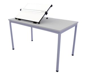Orchard A2 Flip Top Drawing Table 1250 Standard Legs