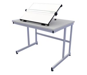 Orchard A2 Flip Top Drawing Table 950 Cantilever Legs