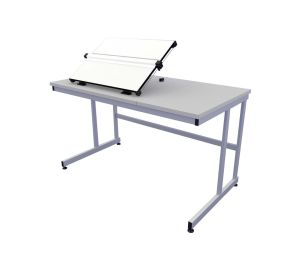 Orchard A2 Flip Top Drawing Table 1250 Cantilever Legs