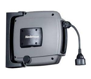 Nederman C20 12 Meter Cable Reel Grey