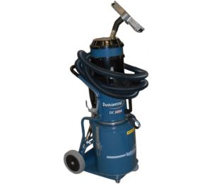 DC 2800 TR EX picture with hose + suction tool
