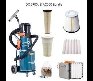 DC2900a & AC500 bundle - 240V