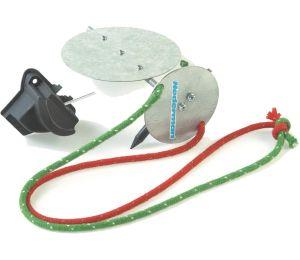 Damper for Nederman Standard Extraction Arm Hood