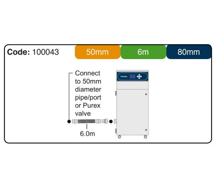 Purex Connection Kit - 100043