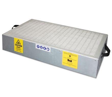 Combined HEPA/Gas filter