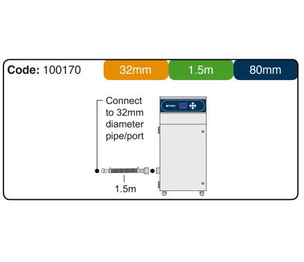 Purex Connection Kit - 100170