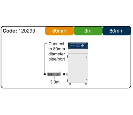 Purex Connection Kit - 120299