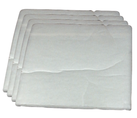 Chemical Absorbent Pad Pre-Filter for 400i PVC