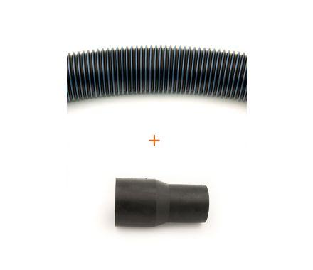 Dustcontrol Suction Hose 50 Antistatic Kit