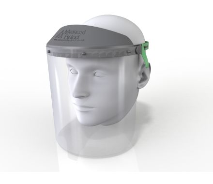 Face Shield -  CE and EN166 certified
