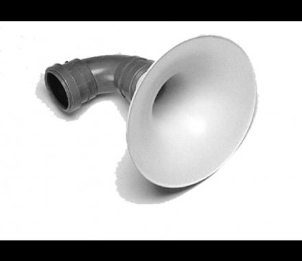 """Dustcontrol Welding Fume Universal Nozzle  Ø 50, 2""""/50"""