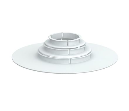 Nederman FX2 Ceiling Plate Cover PLUS