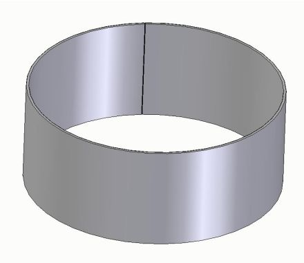 Nederman FX2 Hose Support Ring