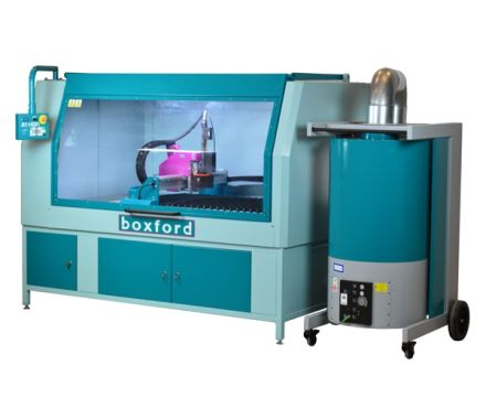 Boxford CNC Plasma Cutter