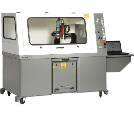 Denford 6600/6600 Pro 3 Axis CNC Router