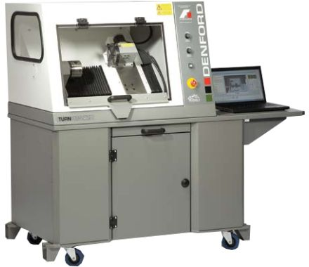 Denford Turn 270 Pro CNC Lathe