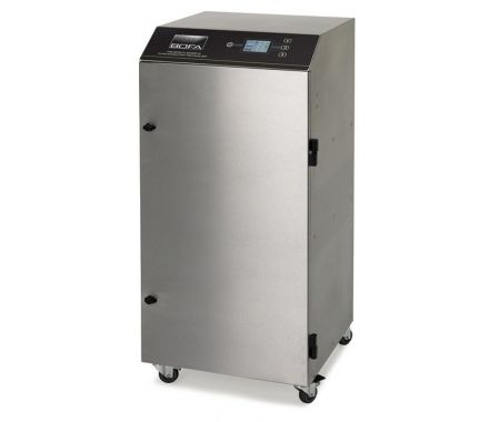 Bofa AD Oracle iQ Laser Fume Extractor (Stainless Steel)