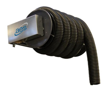 Geovent Hose Reel GTE (without hose)