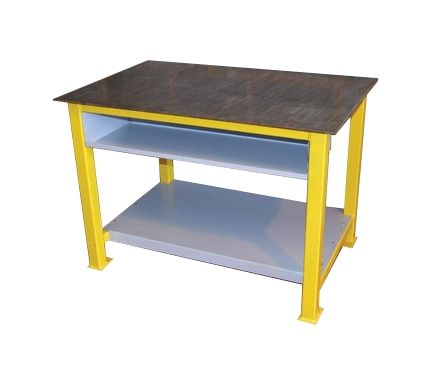 AES Weld Safe Bench
