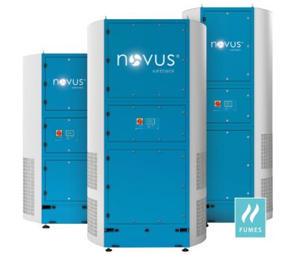 Novus Air Tower FT for Fumes