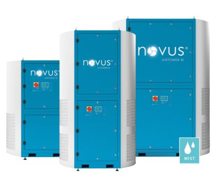 Novus Air Tower for Oil Mist and Cutting Mists