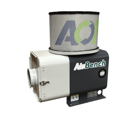 AirBench AOF Oil Mist Filter
