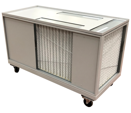 AirBench MF1400 Atmospheric Air Cleaner