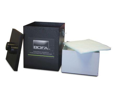 Bofa V300E Open Showing Filters