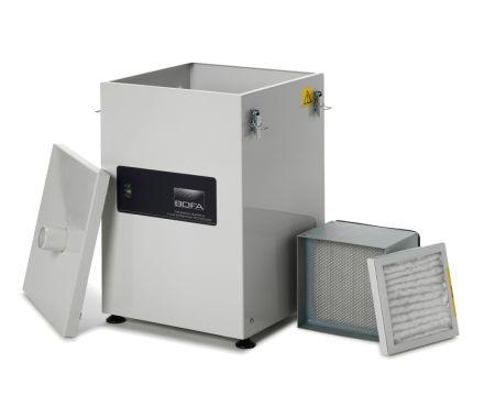 Bofa T15 Airflow Through Filters