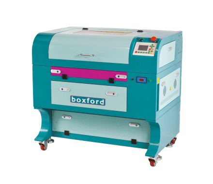 Boxford BGL690 Laser Cutting System