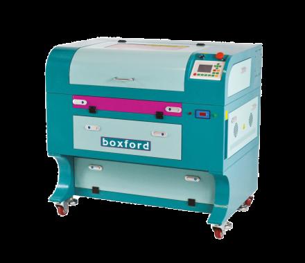 Boxford BGL460 Laser Cutting system