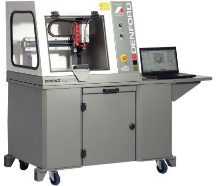 Denford Compact 1000 Pro CNC Metal Router