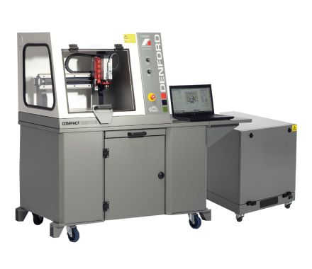 Denford Compact 1000 Pro CNC Router with Extraction System