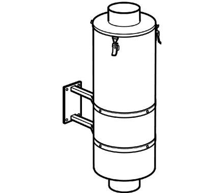 Control Filter for Nederman Flexfilter