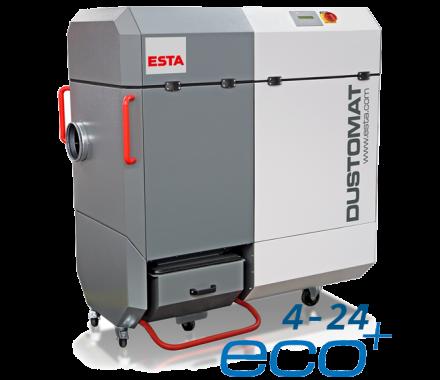 Dustomat 4-24 eco+