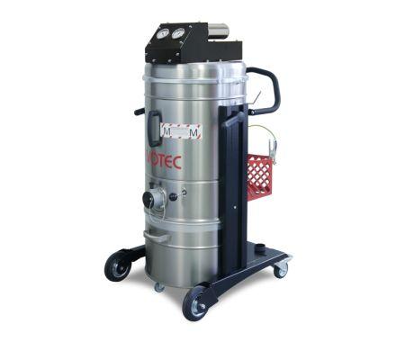 EVO-TEC EP 312-60 Compressed Air Dry Vacuum Unit