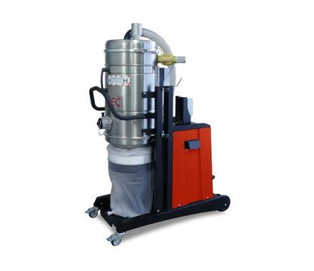 EVO-TEC SuperSilent Industrial Vac EPS 2130/2140
