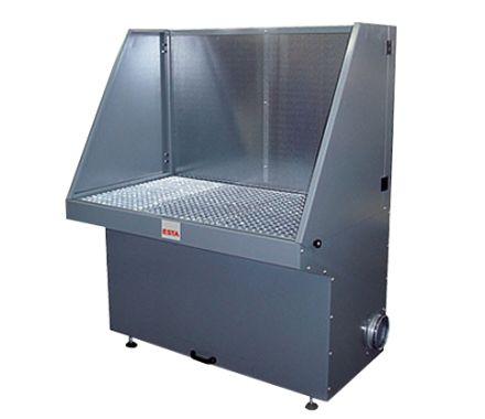 ESTA AV 1680 Extraction Table